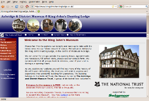 Axbridge museum screenshot